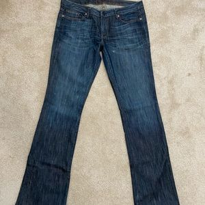 Chip And Pepper Flare Jean